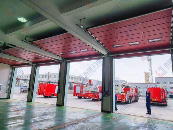 盐湖化工消防救援基地