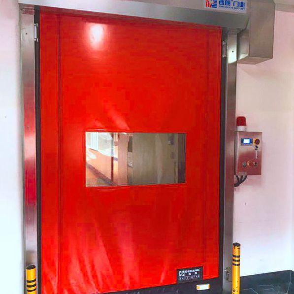 不锈钢设备防护门