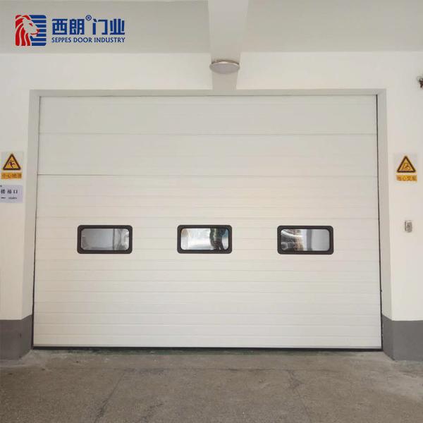厂房大门出口工业提升门