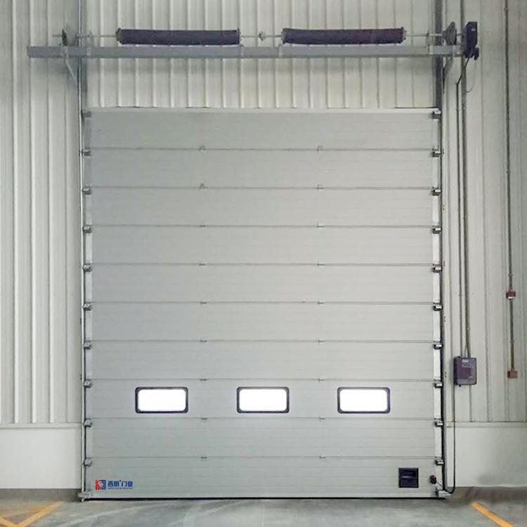 南通可开小门的工业提升门
